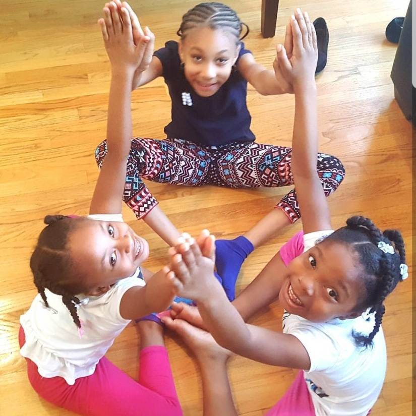 Pop Up Yoga with Cousins